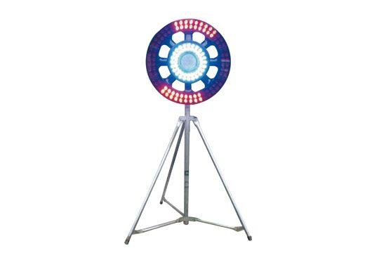 大型LED回転警告灯「ウルトラ・アイ」