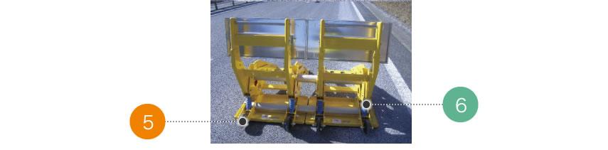 進入車両停止装置 とまるぞーⅡ(大型車両用)基本機能