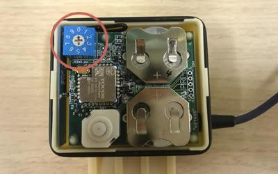 特徴4:無線は10チャンネル設定可能