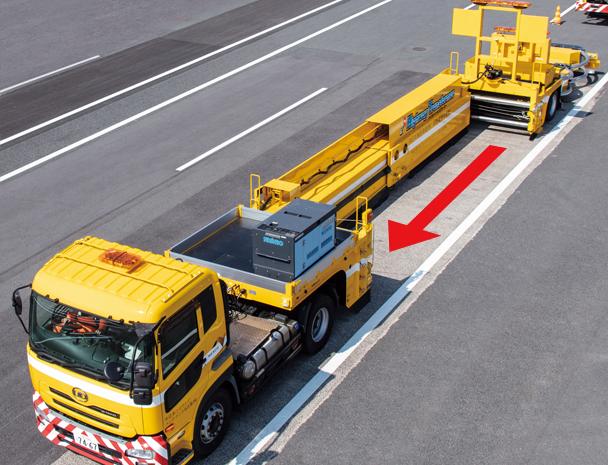 大型移動式防護車両「ハイウェイ・トランスフォーマー」特徴1