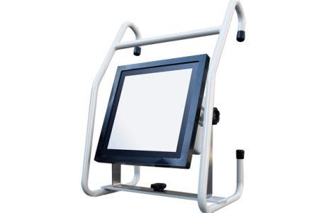 ハンディー式LED面発光照明装置「テラスンダー」
